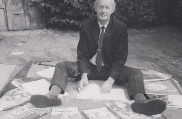 John Carter, Pioneer student