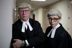 Brian Altman QC (Leading Counsel for the Prosecution), Alison Morgan (Junior Counsel for the Prosecution)