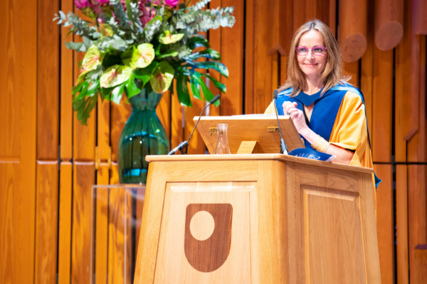 Honorary degrees celebrate contributions to culture, education, veterinary science and linguistics