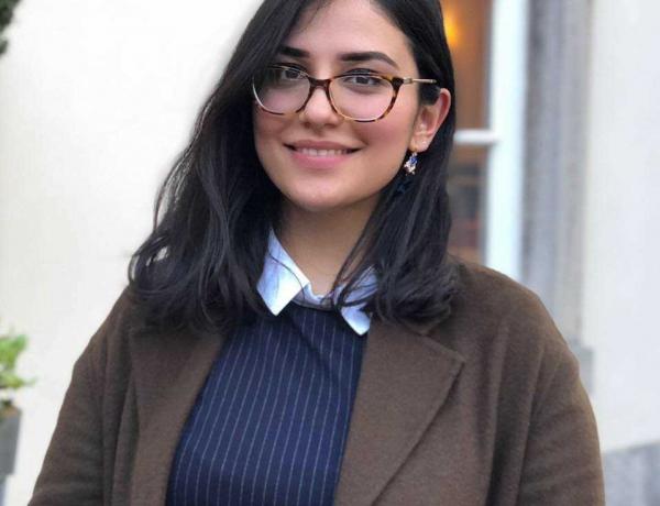 """I took my refugee status as an opportunity"" – Shabnam's inspiring story"