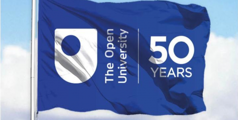Success for OU and its 50th anniversary campaign