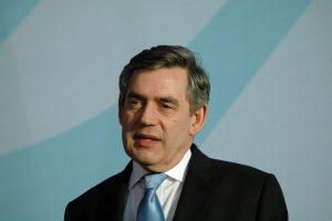 Photograph of Gordon Brown