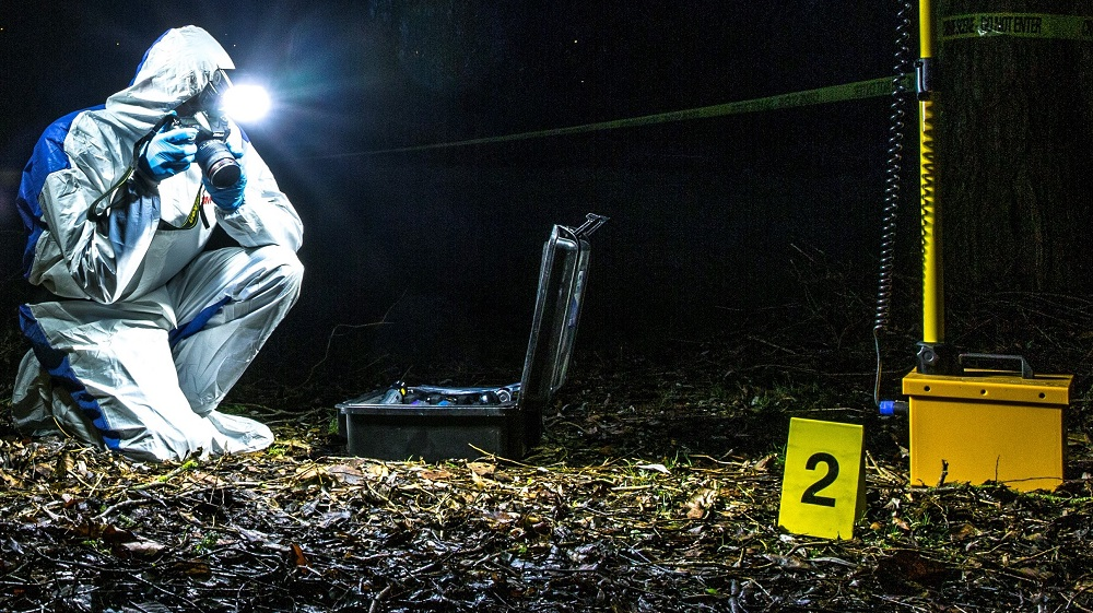 Find out about the power of forensics in new BBC documentary