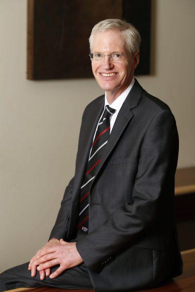 Photograph of Prof Tim Blackman