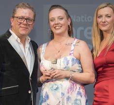 OU student wins Care Apprentice Award