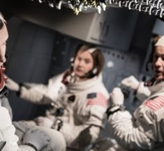 8 Days: To the Moon and Back – OU/ BBC co-pro told through the eyes of the astronauts