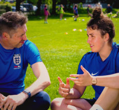 The Open University and Sport England unveil free sport coaching course