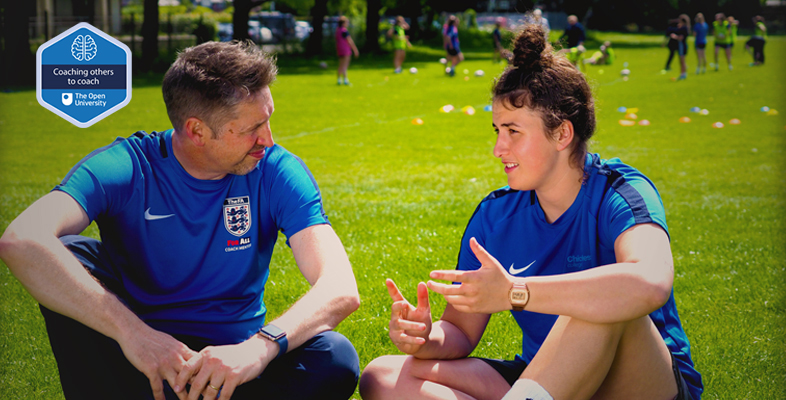 The Open University and Sport England unveil free sport coaching