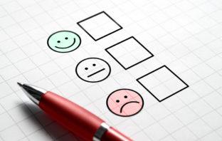 image of a survey