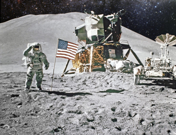 Open University announced as NASA partner on mission to the Moon