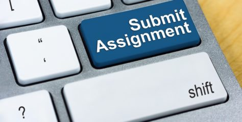 Submit a winning assignment – 5 practical tips from OU students