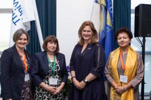 Photo of four women