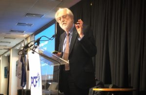 David Puttnam at PCF9