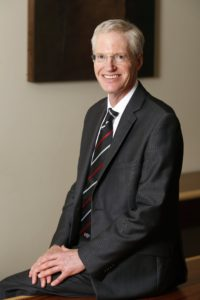 photograph of prof Tim Blackman