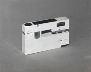 Small folding microscope