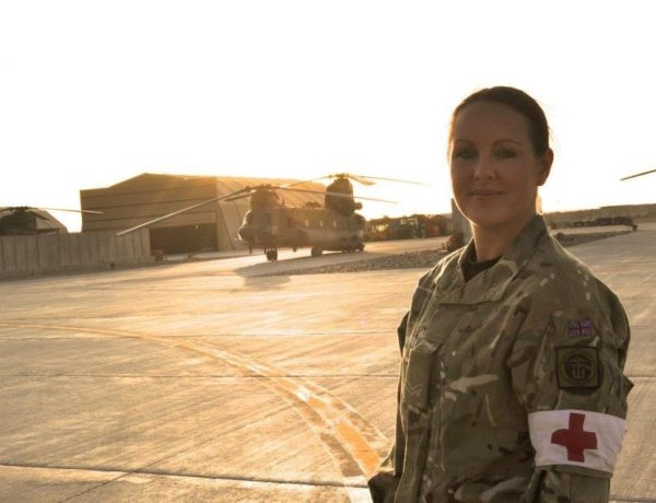 From the forces to the courtroom: Kate's story