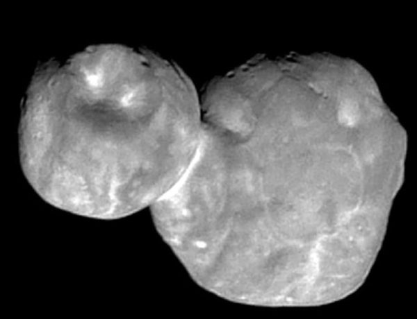 Why the most distant object ever visited looks like a snowman – flyby delivers results