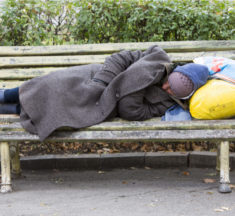 OU researcher calls for national approach to end rough sleeping in bins