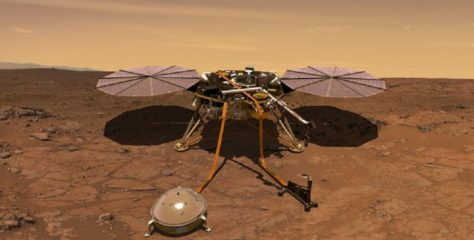 Mars quakes: The InSight lander shows active faults in the planet's crust