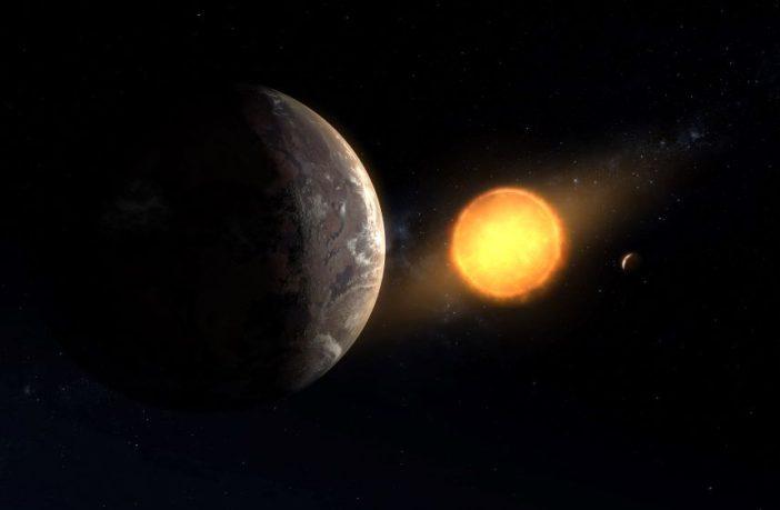 Illustration of Kepler 1649c