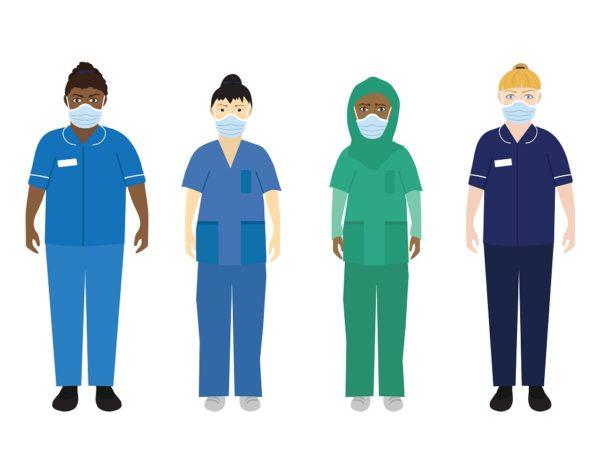 Has COVID-19 changed the public perception of nursing?