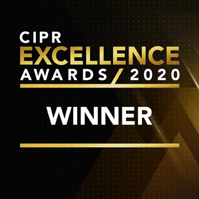 CIPR winner