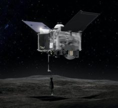 Asteroid Bennu: successful touchdown – but the scientific mission has only just begun