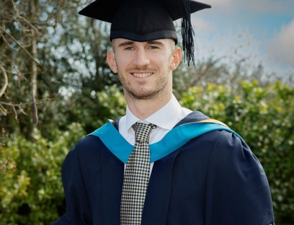 From football apprentice to OU graduate and beyond