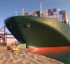 Suez stranding: Containing the supply chain