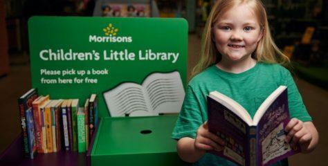 OU research shapes Morrisons' new children's book initiative