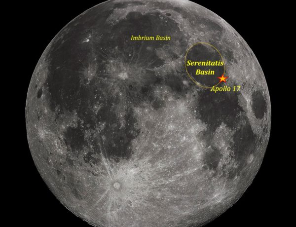 Lunar samples record impact 4.2 billion years ago that may have formed one of the oldest craters on the Moon