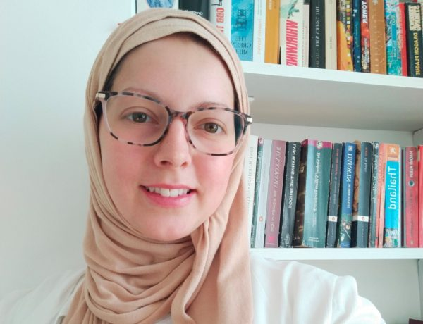 'Being different makes the best stories' – author Shereen shares her tips for aspiring writers