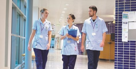 New flexible learning route to becoming a Nursing Associate with Imperial College Healthcare NHS Trust