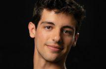 Scottish Ballet dancer and Open University student Aaron