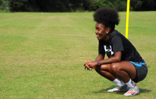 Sports coach and OU graduate Allana shares her advice for new students