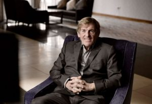 Former professional footballer and manager, Sir Kenny Dalglish